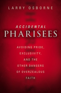 accidental pharisee